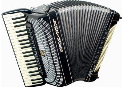 Piano-Akkordeons mit Cassotto